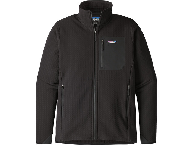 Patagonia R2 TechFace Jacket Herre black